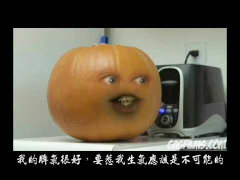 煩人的橘子也會講台語,實在太有梗了…