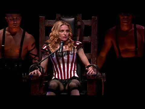 Madonna - Die Another Day (Live) [AI Remaster HD]