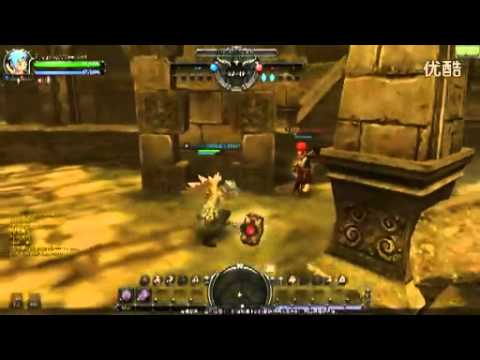 WCG Dragon Nest 1V1 PVP -Semi Final