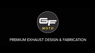 GoodFabs launches GF Moto - makers of  super lightweight motorcycle exhausts