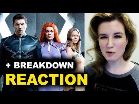 Inhumans TV FIRST LOOK Reaction - Beyond The Trailer