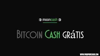 ✨LANÇAMENTO✨ Moon cash ganhar bitcoin cash grátis