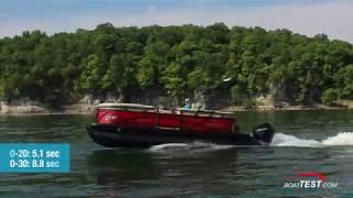 1. Regency 210 DL3 (2019-) Test Video - By BoatTEST.com