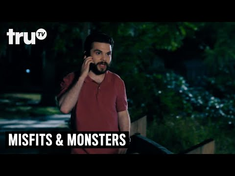 Bobcat Goldthwait's Misfits and Monsters - Hooking Up with a Mermaid | truTV