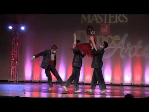 Dance Moms - Dia De Los Muertos Full Small Group (High Quality)