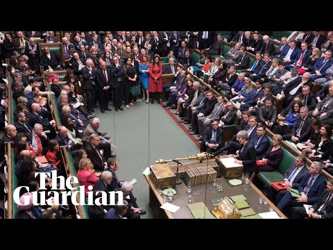 MPs debate delaying Brexit ahead of vote – watch live