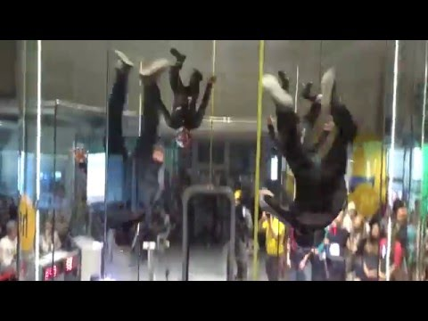 World Indoor Skydiving Championship