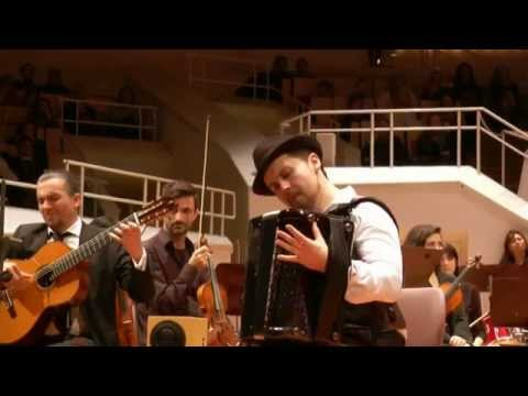 Libertango in Berlin Philharmonic (amazing!!!)