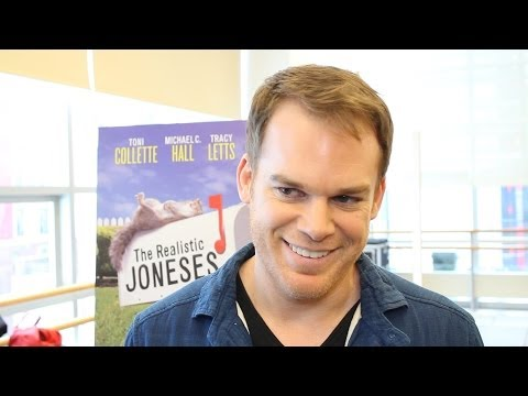 Michael C. Hall, Marisa Tomei, Toni Collette, and Tracy Letts Talk Broadway's Realistic Joneses