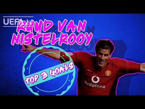 What Is Ruud Van Nistelrooy's Favourite #UCL Goal?