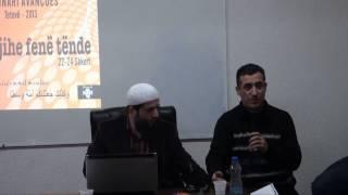 Nëse bën gjynah dhe e argumenton me atë se kshtu ka qenë e shkrume - Hoxhë Fatmir Zaimi