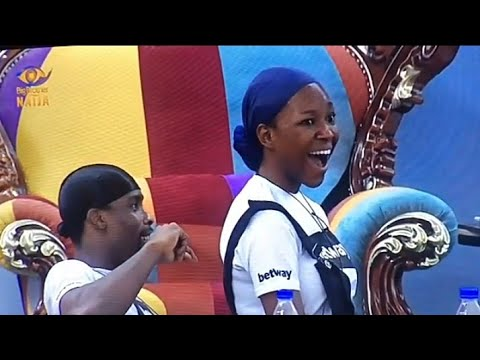 BBNaija! Most Shocking Eviction! Neo or Vee Might Leave the House