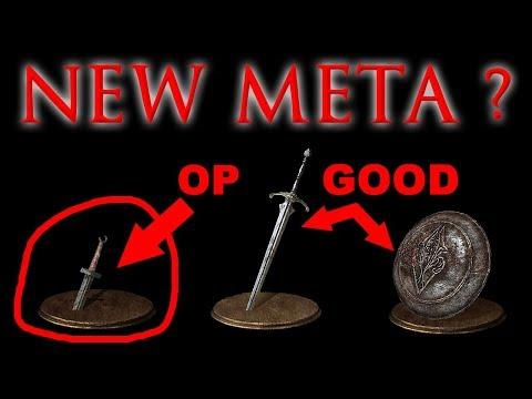 Dark Souls 3 PVP - Straight Swords are Good [New Meta!?!1! 2018]