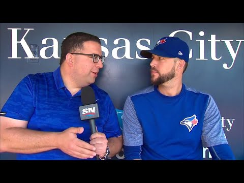 Video: Tepera: Tough to go to sleep after last night's loss