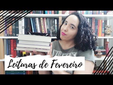 Leituras de Fevereiro (2019) + SORTEIO | Um Livro e Só