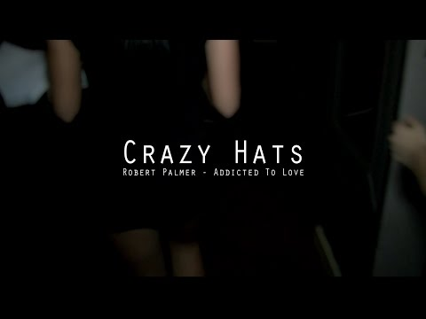 Crazy Hats & Katarzyna Pracuch – KRAKÓW 2014 (Robert Palmer – Addicted To Love) MARSIK'STV