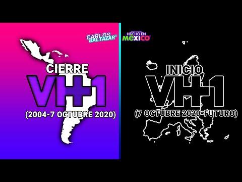 Últimos Minutos de VH1 México y Latinoamérica (2004-7 Octubre 2020) e Inicio de VH1 Europe