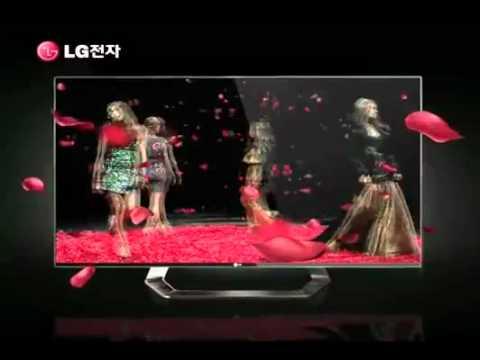 #3 [CF] LG TV - 3D (SNSD & Wonbin) (видео)