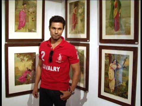 """Film """"Rang Rasiya"""" Pannel Discussion On The Art Of Raja Ravi Verma"""
