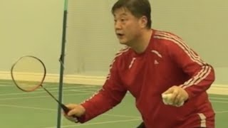 Video Badminton-Smash Defence in Doubles (6) Push and defence practice-1 (put your soul into practice) MP3, 3GP, MP4, WEBM, AVI, FLV November 2018