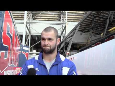Margus Hunt Interview 1/8/2012 video.