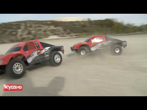 Kyosho - Kyosho's Ultima SC is designed to be the most fun, high-performance short-course truck on the market. It features the DNA of the competition-bred RT5 plus a ...