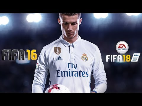 FIFA 16 PATCH 2017/2018 (FIFA 16 To FIFA 18)