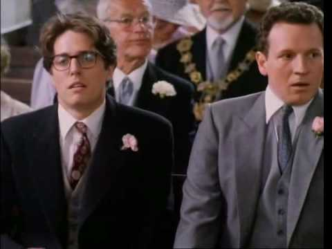 Four Weddings And A Funeral .avi