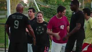 It's all about family for Stonington soccer team