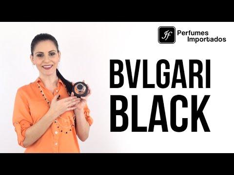 Perfume Bvlgari Black Unissex - Eau de Toilette