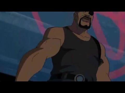 Nick Fury and Scorpio