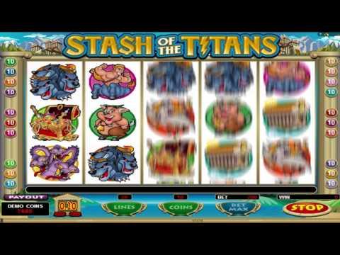 Stash Of The Titans ™ free slot machine game preview by Slotozilla.com
