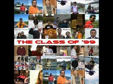 The Class Of '99 - REC Surat (SunScreen Song)