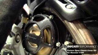 7. Ducati Monster 1100s ABS with Termignoni Carbon Exhaust and, Carbon Open Clutch Cover