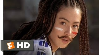Shaolin Soccer (8/12) Movie CLIP - Shaolin Soccer Vs. Team Mustache (2001) HD