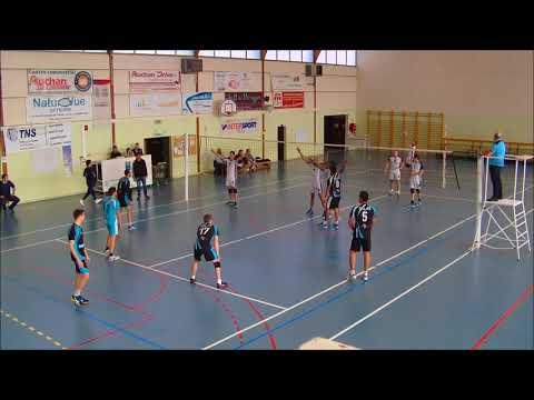 La Couronne/St Michel vs SC Angoulême - Saison 2017-2018
