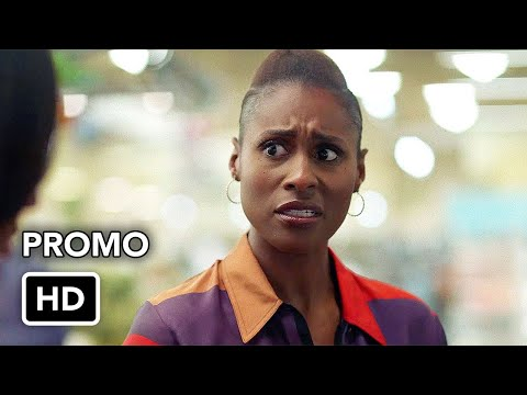 "Insecure 4x03 Promo ""Lowkey Thankful"" (HD)"