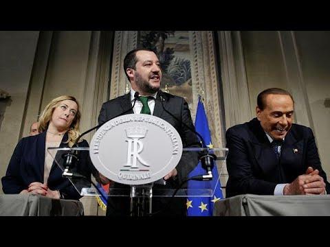 Προς κυβέρνηση 5 Αστέρων – Λέγκας στην Ιταλία