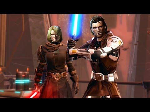 "Star Wars™: The Old Republic — Knights of the Fallen Empire ""Story and Writing"" Video"