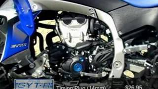 8. Race Ready GYTR equipped Yamaha YFZ450R Test