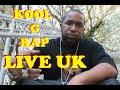 Kool G Rap @ fleece Bristol, Ill Street blues 22/6/17