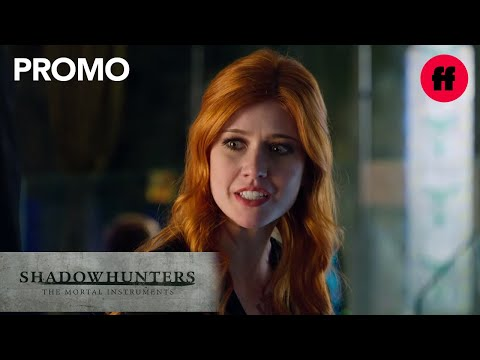 Shadowhunters 1.13 Preview