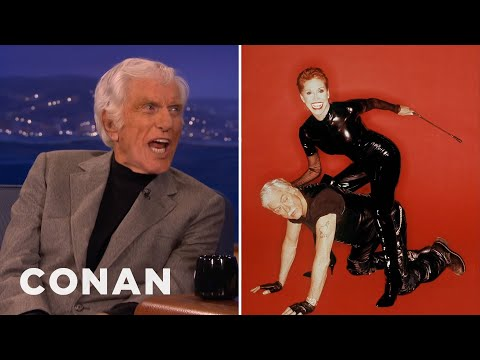 moore - Dick was hoodwinked into donning some S&M togs by Annie Leibovitz. More CONAN @ http://teamcoco.com/video Team Coco is the official YouTube channel of late night host Conan O'Brien, CONAN.