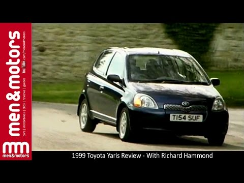 1999 Toyota Yaris Review – With Richard Hammond