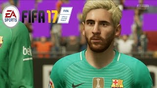 Video EA- FIFA 17 GAMEPLAY - FC BARCELONA vs Real Madrid (No Commentary)  [ PS4 / XBOX ONE] MP3, 3GP, MP4, WEBM, AVI, FLV Desember 2017