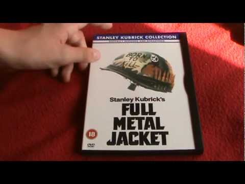 Stanley Kubrick's: Full Metal Jacket (1987) Dvd Review