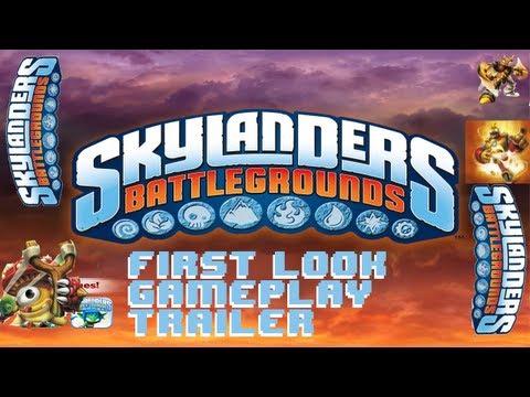 Skylanders : Battlegrounds IOS