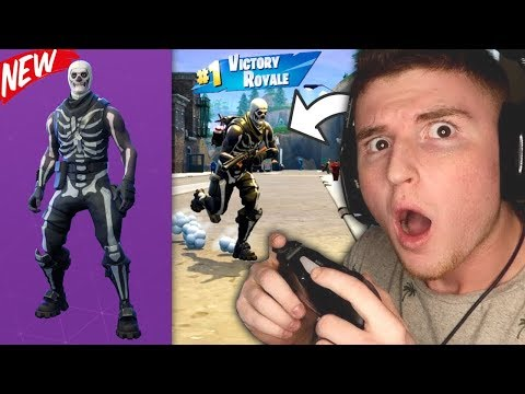 Infinite Lists RAGES AT THE *NEW* SKULL TROOPER In Fortnite