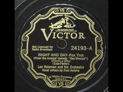 Tekst piosenki Leo Reisman - Night and Day po polsku