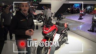 Honda X-ADV a EICMA 2016